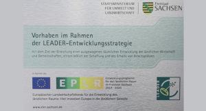 Wiederaufbau und Neugestaltung des Spielplatzes in der Siedlung Gerichshainer Straße (Vogelsiedlung)