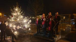 3. Weihnachtssingen @ Parkbühne Panitzsch