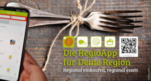 APPetit auf Regionalität wächst