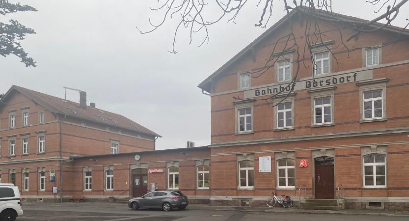 Read more about the article Zwischenstand der Bauarbeiten im Bahnhof