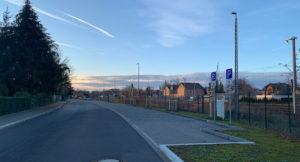 Kostenfreie Parkplätze in der Güterladestraße