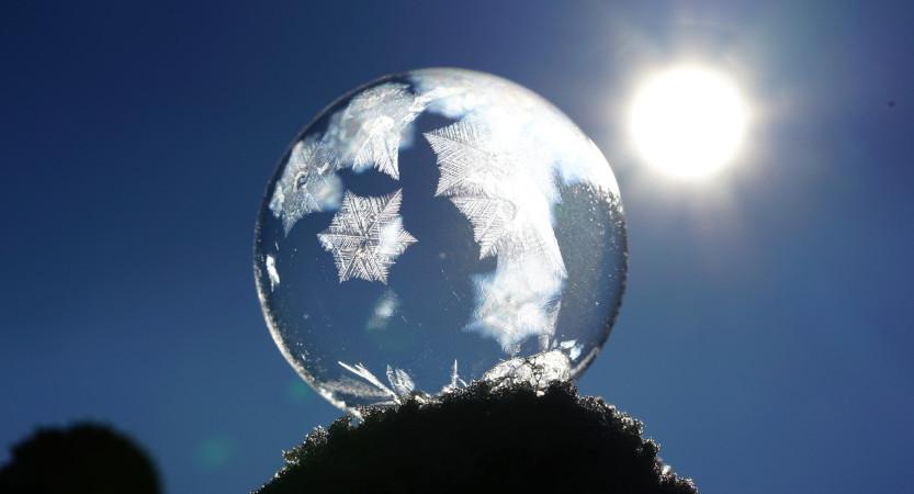 Gesucht: Borsdorfs schönstes Winterfoto