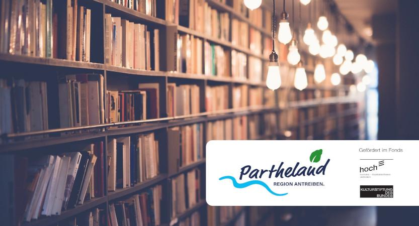 Bibliotheken im Partheland: Ihre Meinung ist gefragt