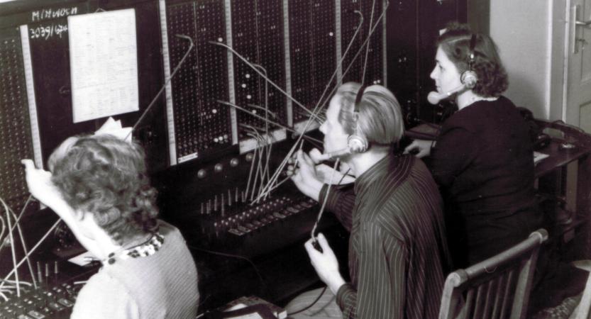 Telefonanlage wird umgestellt