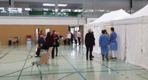 Impfangebot in Borsdorf