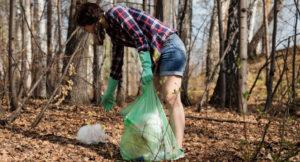 Müllsammelaktion @ Gemeinde Borsdorf
