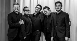 """Besinnliches und Beschwingtes mit dem Ensemble """"Mehr als 4"""" @ Kirche Zweenfurth"""