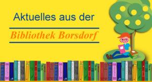 Read more about the article Bibliothek ab 7. Juni wieder geöffnet