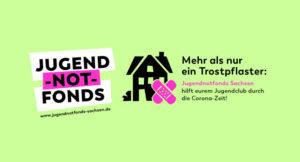 Read more about the article Jugendnotfonds Sachsen unterstützt engagierte junge Menschen beim Erhalt ihrer selbstverwalteten Jugendclubs