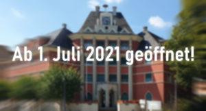 Read more about the article Ab 1. Juli 2021 Rathaus geöffnet