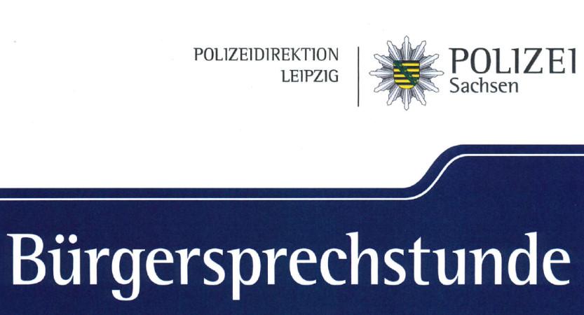 You are currently viewing Bürgersprechstunde der Polizeidirektion Leipzig