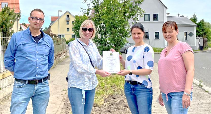 Read more about the article Patenschaft über Grünflächenpflege