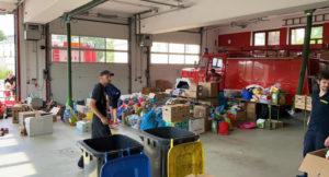 Read more about the article Annahme von Spenden für Hochwasseropfer ausgesetzt…
