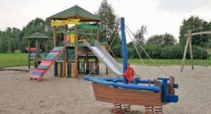 Read more about the article Neuer Anstrich für Borsdorfs Spielplätze